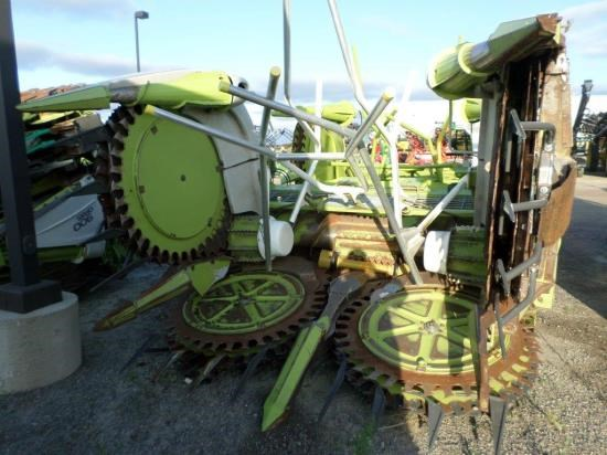 2005 Claas RU600 Forage Head-Row Crop For Sale