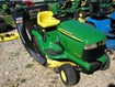 Riding Mower For Sale:  2001 John Deere LT133