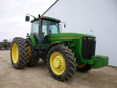 Tractor For Sale 1996 John Deere 8100 , 160 HP