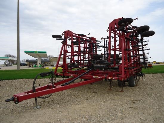2007 Case IH 52.5 4BAR Field Cultivator For Sale