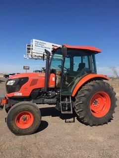 Tractor :  Kubota M8560HFC