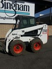 Skid Steer For Sale:  2004 Bobcat S160