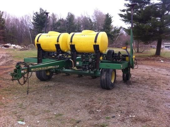 1997 John Deere 1780 Planter For Sale