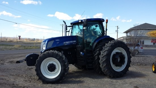 2012 New Holland T7.270 Tractor For Sale