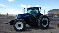 Tractor For Sale 2012 New Holland T7.270 , 230 HP