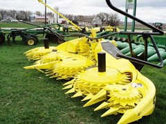 Forage Head-Rotary For Sale:  2014 John Deere 770