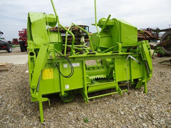 2003 Claas RU600 Forage Head-Row Crop For Sale