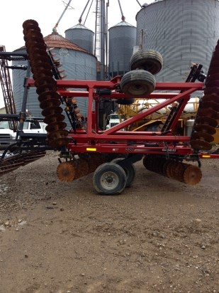 2008 Case IH 330 Vertical Tillage For Sale