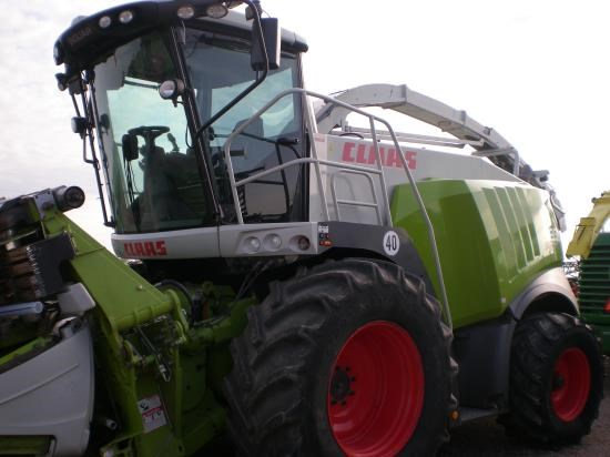2008 Claas 960 Forage Harvester-Self Propelled For Sale