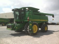 Combine For Sale:  2011 John Deere 9870 STS