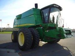 Combine For Sale:  2006 John Deere 9660 STS