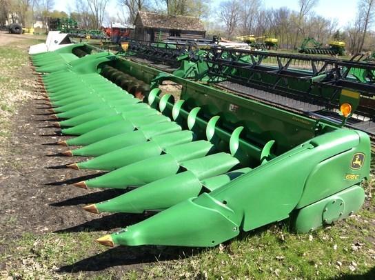 2013 John Deere 618C Header-Corn For Sale