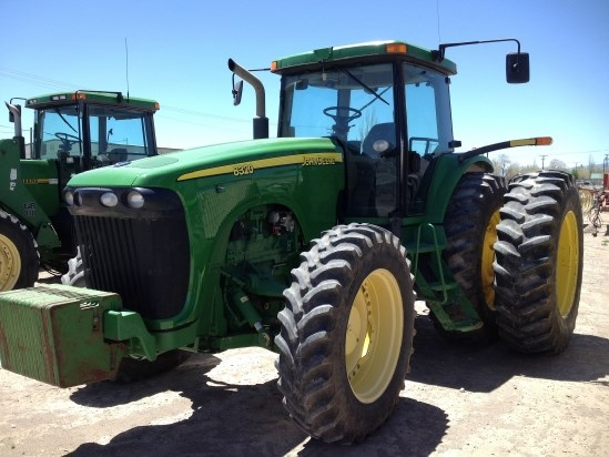 2002 John Deere 8320 Tractor For Sale