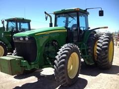 Tractor For Sale:  2002 John Deere 8320