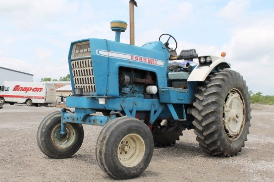 6100 Ford Tractor : Ford tractors for sale