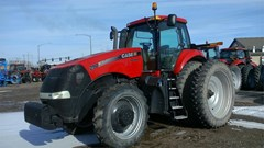 Tractor For Sale 2012 Case IH MAGNUM 290 , 230 HP