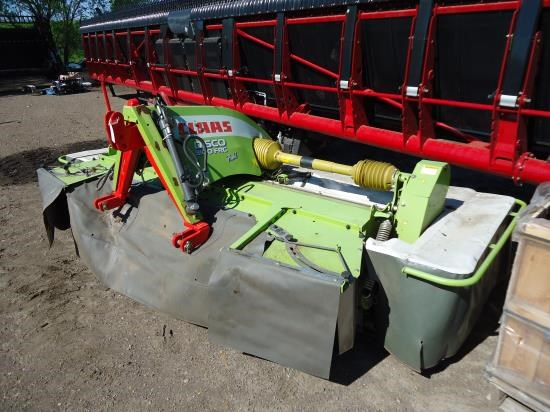 2009 Claas 8400RC Mower Conditioner For Sale