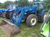 Tractor For Sale:  2001 New Holland TM125 , 125 HP