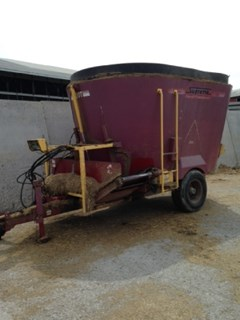 TMR Mixer For Sale 2007 Supreme 700T