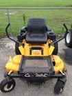 Riding Mower For Sale:  2006 Cub Cadet Z , 23 HP