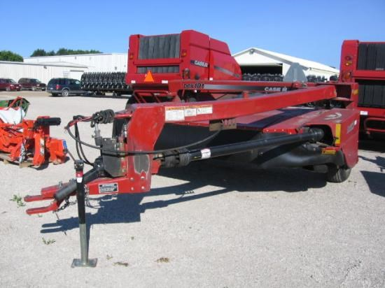 2008 Case IH DCX101 Mower Conditioner For Sale