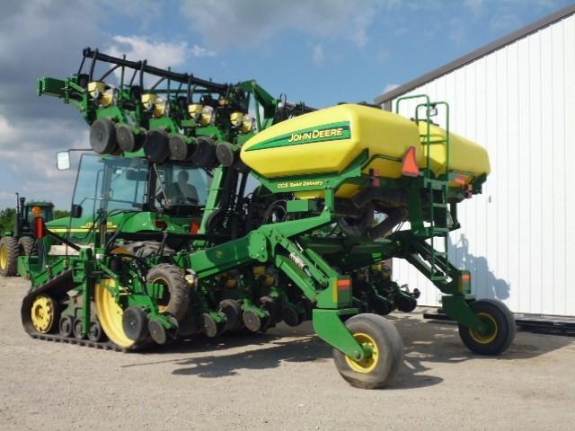 2010 John Deere 1720 Planter For Sale