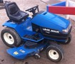 Riding Mower For Sale:  1997 New Holland LS45 , 17 HP