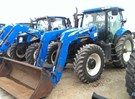 Tractor For Sale:  2009 New Holland T6030 PLUS , 115 HP