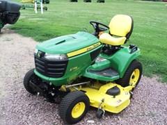 Riding Mower For Sale:  2014 John Deere X734/60 , 25 HP