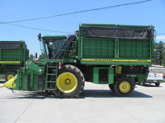 1998 John Deere 9976 Cotton Picker For Sale