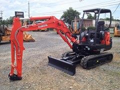 Excavator-Mini For Sale 2013 Kubota KX91-3 , 28 HP