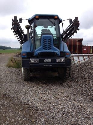 GVM Row Cat Sprayer-Self Propelled For Sale