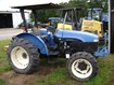 Tractor For Sale:  2002 New Holland TN65 , 65 HP