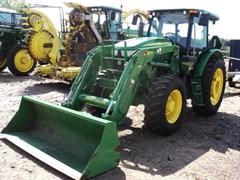 Tractor For Sale:  2014 John Deere 6115D/H310 , 115 HP