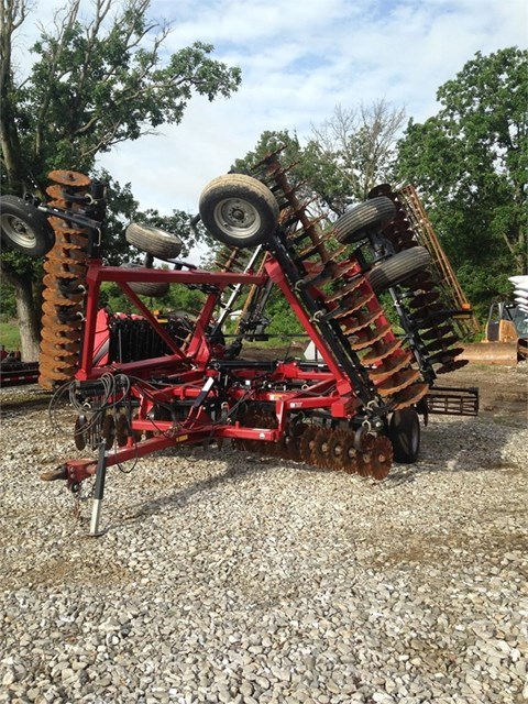 2009 Case IH TRUE TANDEM 330 TURBO Vertical Tillage For Sale