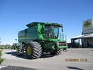 Combine For Sale:  2012 John Deere S670