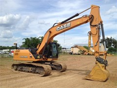 Excavator-Track For Sale 2013 Case CX210C , 120 HP