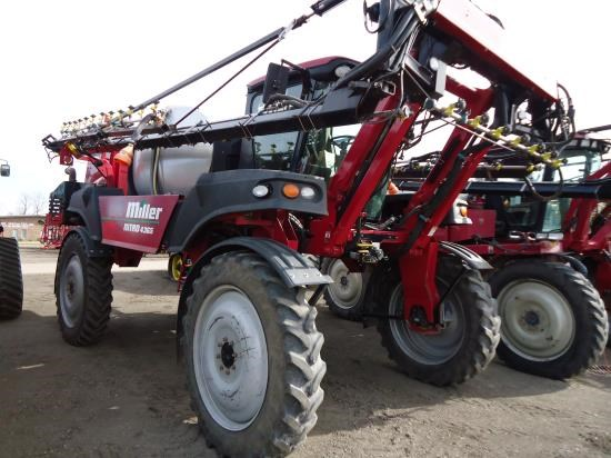 2009 Miller 4365 Sprayer-Self Propelled For Sale