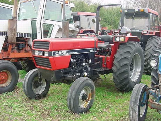1987 Case IH 585 Tractor For Sale