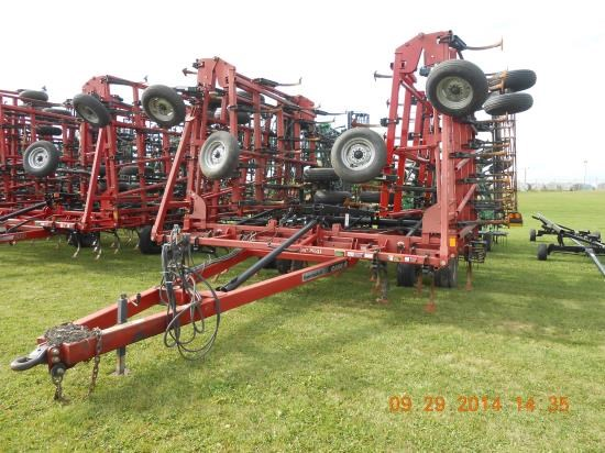 2007 Case IH 50.5 ACS Field Cultivator For Sale