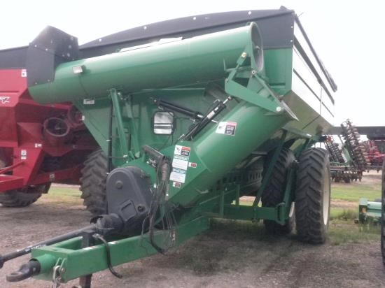 2010 Brent 1194 1100 Grain Cart For Sale