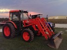 Tractor For Sale:  2011 Kioti DK90A , 90 HP