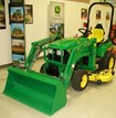 Tractor For Sale:  2003 John Deere 2210 , 22 HP