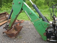 Front End Loader Attachment For Sale 2005 John Deere 49