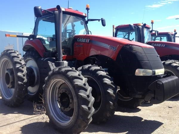 2011 Case IH MAGNUM 315 Tractor For Sale