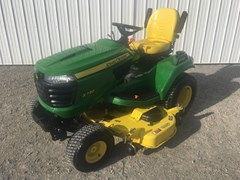 Riding Mower For Sale 2014 John Deere X730 , 27 HP