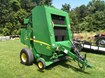 Baler-Round For Sale:  2012 John Deere 469
