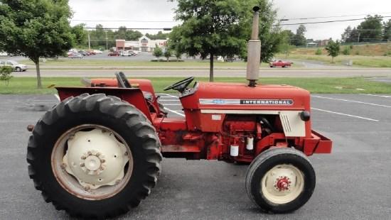 International Harvester 454 Tractor Parts : Ih tractor for sale west hills