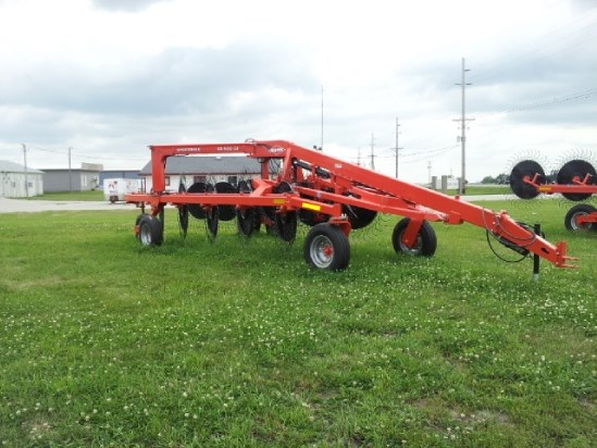 2014 Kuhn SR612 Hay Rake-Wheel For Sale
