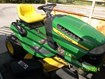 Riding Mower For Sale:  2010 John Deere LA105